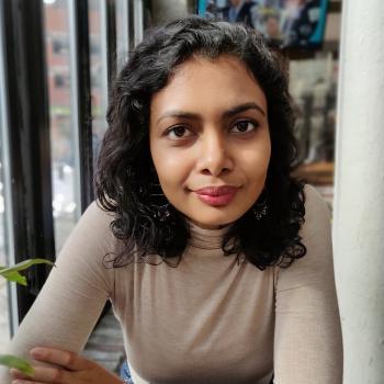 Nabhanila Nandi